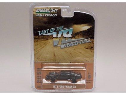 Ford Falcon XB 1973 Mad Max 1979 černá 1 64 Greenlight 44770 A 01