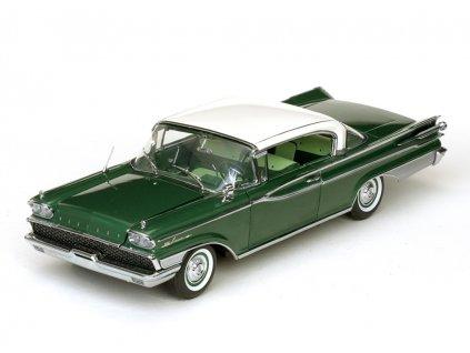 Mercury Parklane 1959 Hard Top tm zelená bílá střecha 1 18 Sun Star Platinum 5164 01
