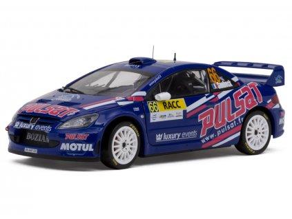 Peugeot 307 WRC # 66 RACC Rally Catalunya 2009 1 18 Sun Star 4697 01