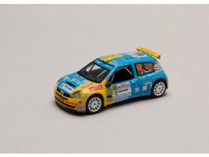 Renault Clio S1600 #69 Rallye Monte Carlo 2007 1 43 Champion 01