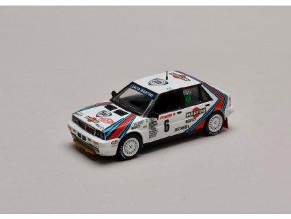 Lancia Delta HF 4WD #6 Rallye Monte Carlo 1987 1 43 Champion 01