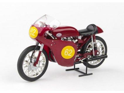 Jawa 250R 2xOHC 1961 #62 Šťastný Velká Cena Německa Hockenheim 1961 1 18 Abrex 100118M 004 62 01