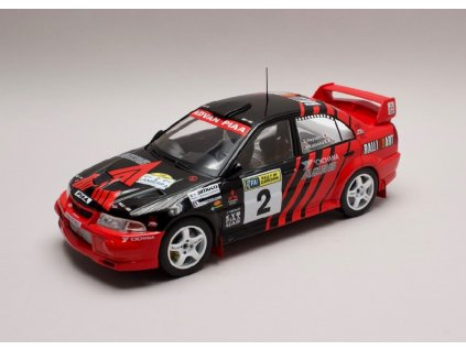Mitsubishi Lancer EVO VI #2 Rally of Canberra 1999 1 18 Triple9 Collection 1800210 01