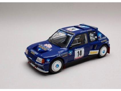 Peugeot 205 T16 #14 Tour de Corse 1985 1 18 Triple9 Collection 1800205 01