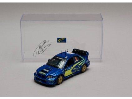 Subaru Impreza WRC 2005 #5 Swedwn Rally Team Solberg 1 43 IXO 05