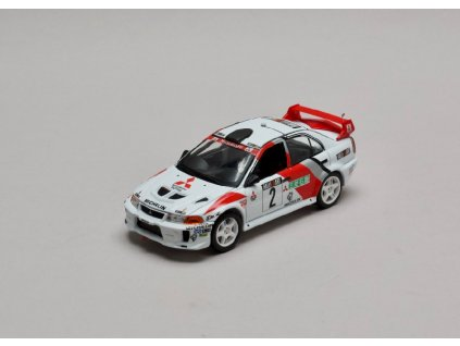 Mitsubishi Lancer EVO V #2 Champions Meeting 1998 1 43 IXO KB1066 01