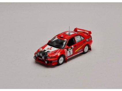 Mitsubishi Lancer EVO V #1 vítěz Rally Australia 1998 1 43 IXO KB1062 01
