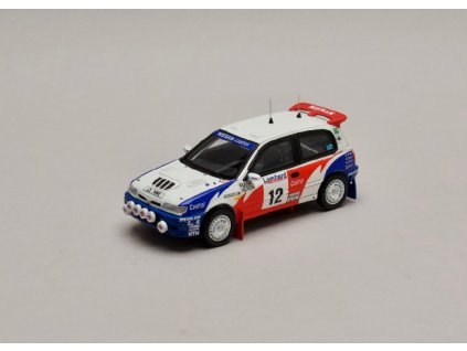 Nissan Pulsar GTI R #12 RAC Rally 1992 1 43 Norev Resin 01
