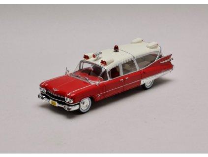 Cadillac Superior Miller Meteor Ambulance 1 43 Atlas 01