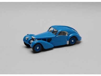 Bugatti 57SC Atlantic 1938 nodrá 1:43 Atlas