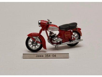 Jawa 354 04 červená 1 24 Atlas 01