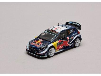 Ford Fiesta WRC #1 Rallye Monte Carlo 2018 1 43 Champion 01