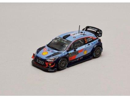 Hyundai i20 WRC #5 Rallye Monte Carlo 2018 1 43 Champion 01