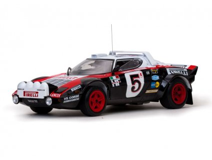 Lancia Stratos HF Rally #5 Rally Monte Carlo 1978 1 18 Sun Star 4561 01