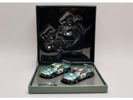 Aston Martin DBR9 Le Mans 2006 #007 & #009 set British Racing 1 43 IXO AO1MC2 01
