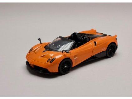 Pagani Huayra Roadster oranžová 1 24 Motor Max 79354 01