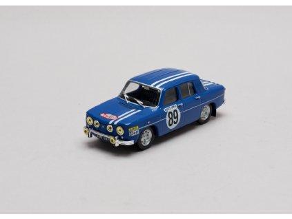 Renault 8 Gordini #89 Rally Monte Carlo 1969 1 43 Atlas 01