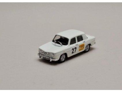 Renault 8 Gordini Coupe 1968 #27 1 43 Atlas 01