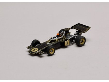 Lotus 72D #8 World Champion 1972 Emerson Fittipaldi 1 43 Champion 01
