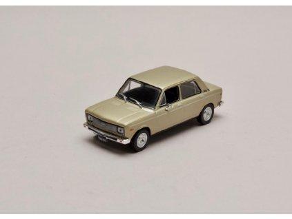 Fiat 128 Europa 1978 zlatá 1 43 Champion 01