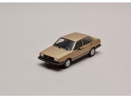 Vilkswagen Gacel Gl 1983 ( Jetta) zlatá 1 43 Champion 01