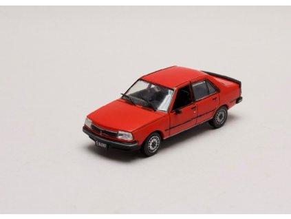 Renault 18 GTX II 1987 červená 1 43 Champion 01