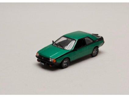 Renault Fuego GTX 2,0 1984 met.zelená 1 43 Champion 01