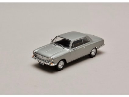 Renault Ika Torino 380 W2 Puertas 1967 šedá met. 1 43 Champion 01