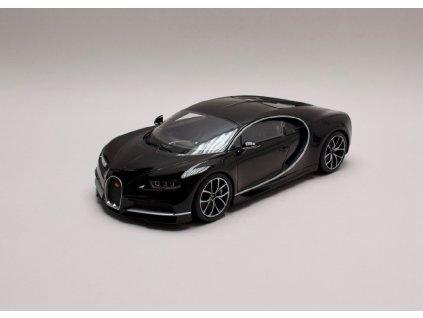 Bugatti Chiron 2015 černá 1 18 Kyosho 9548BK 01