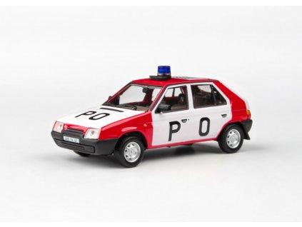 Škoda Favorit 136L 1988 Požární Ochrana 1 43 Abrex 143ABSX 708XL 01