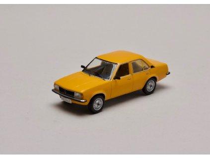 Opel Ascona B Rallye 1975 1981 žlutá 1 43 Schuco 93199131 01