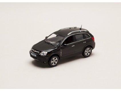 Opel Antara SUV 2006 Speciál Edition černá 1 43 Norev 90399822 01