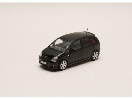 Opel Meriva OPC černá 1 43 Minichamps 90399891 01