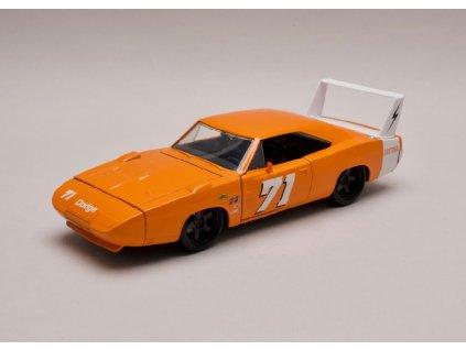 Dodge Charger Daytona 1969 oranžová 1 24 Jada Toys 31453 01