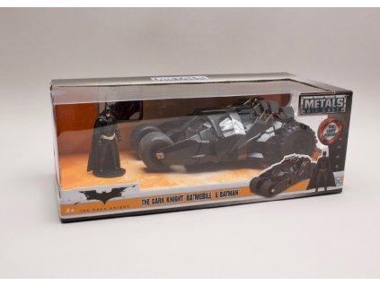 Batmobile %22The Dark Knight %22 + figurka 1 24 Jada Toys 98261 01