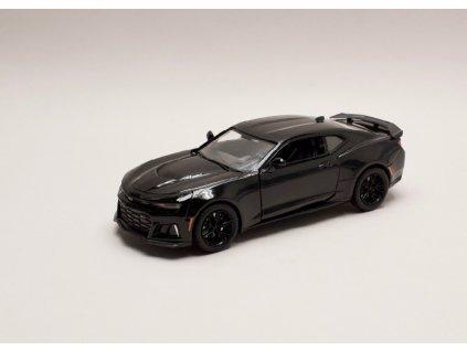 Chevrolet Camaro ZL1 2017 černá 1 24 Motor Max 79351 01