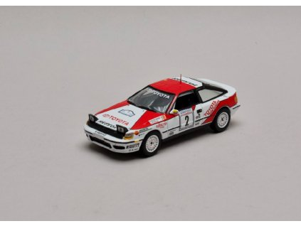 Toyota Celica GT Four #2 Rally Acropolis 1990 1 43 Champion 01