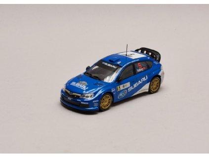 Subaru Impreza WRC 2008 #5 Tour de Corse 2008 1 43 Champion 01