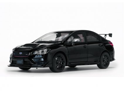 Subaru (Impreza) WRX Sti (S207) NBR Challenge Package černá 1 18 Sun Star 06