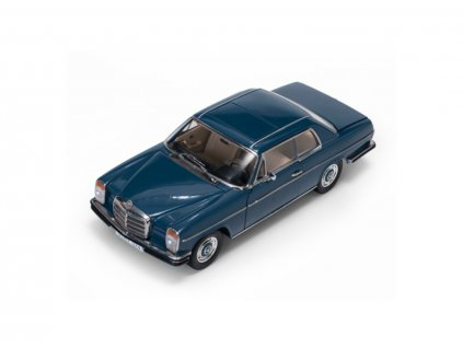 Mercedes Benz Strich 8 Coupe 1973 tmavě modrá 1 18 Sun Star Platinum 4574 01