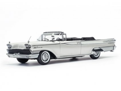 Mercury Park Lane 1959 open Convertible bílá mramor 1 18 Sun Star Platinum 5154 01