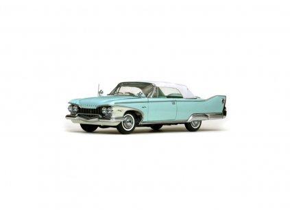 Plymouth Fury 1960 open Convertible světle zelená bílá 1 18 Sun Star Platinum 5411 01