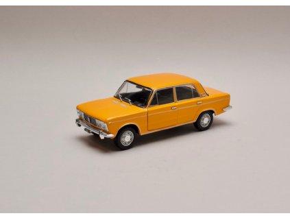 Fiat 125 oranžová 1 24 WhiteBox 124040 01