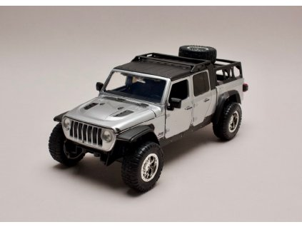 Jeep Gladiator 2020 Rychle a zb. (Fast & Furious) 1 24 Jada Toys 31984 01