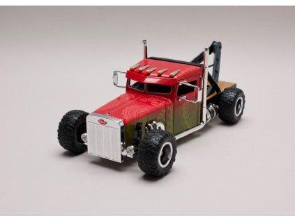 Peterbilt Custom Truck Hobbs & Shaw Rychle a zb. (Fast & Furious) 1 24 Jada Toys 32089 01