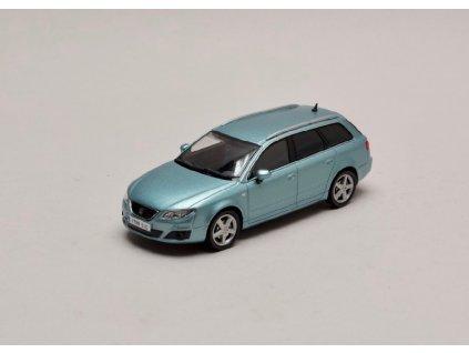 Seat Exeo ST met. modrá Nayarra 1 43 Seat Auto 01