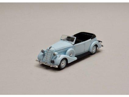 GAZ 102 1936 (Zis 12) světle modrá 1 43 Car Selection 01