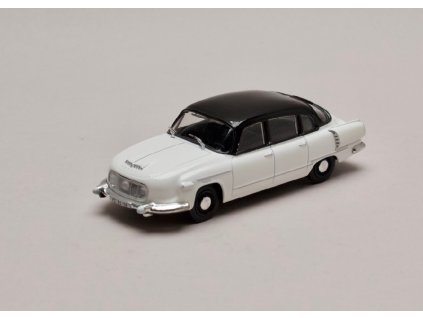 Tatra 603 1 1956 bílo černá 1 43 Car Selection 01