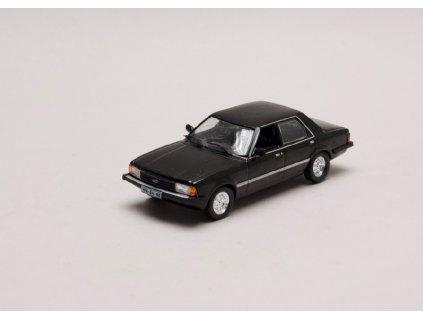 Ford Taunus MK III 1981 černá 1 43 Car Selection 01