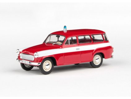 Škoda 1202 1964 Požární Ochrana 1 43 Abrex 143ABS 728XL1 01
